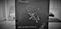 POUCH – Poussette Compact et Légère